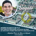 Salgado de São Félix está na quinta divisão no mapa do turismo na Paraíba