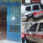 EM ITATUBA ASSALTARAM A AGENCIAS DOS CORREIOS E METERAM BALA NA VIATURA POLICIAL CUJO POSTO FICA EM FRENTE