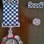 1º Tenente Nazareno recebe Medalha Tiradentes