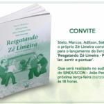 Poeta da Academia de Cordel lança livro sobre Zé Limeira