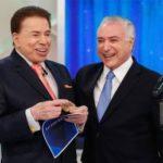 ELE DEVIA ESTÁ FEDENDO : Silvio Santos nega abraço a paraibana durante 'Jogo das 3 Pistas' no SBT