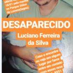 UTILIDADE PUBLICA  : Desaparecido