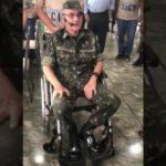 GRAVE : Comandante do Exército sofre de doença até então misteriosa