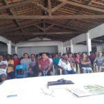 Associação dos pequenos produtores rurais de Serra Rajada promove reunião