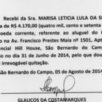 VEJA  A DIFERENÇA ENTRE O MATERIALMENTE VERDADEIRO E O MATERIALMENTE FALSO : Moro diz que recibos de aluguel de Lula não são 'materialmente falsos'