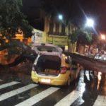 TEMPORAL DEVASTADOR NO RIO DE JANEIRO JÁ FEZ QUATRO VITIMAS FATAIS