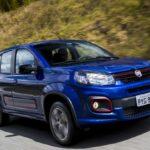 Fiat Uno terá nova mudança na linha. Deverá sobrar apenas uma versão