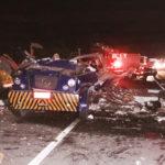 Grupo explode carro-forte, e funcionários são baleados em rodovia na Paraíba.