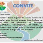 ATENÇÃO SENHORES PREFEITOS E SECRETÁRIOS DA REGIÃO DO VALE DO PARAIBA – CONVITE