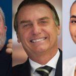 SAI PESQUISA IBOPE: Bolsonaro, 26%; Ciro, 11%; Marina, 9%; Alckmin, 9%; Haddad, 8% – VEJA REJEIÇÃO E SEGUNDO TURNO