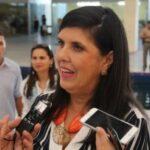 Lígia avalia candidatura e defende continuidade do trabalho na PB