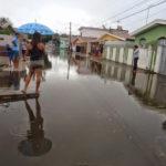 AQUI PRA NÓS INTÈ AS CHUVAS TÃO VINDO PELA METADE : Alertas de chuvas intensas para 147 cidades