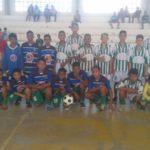 Garotos do SCFV de Ingá e Serra Redonda fazem jogo equilibrado no Futsal