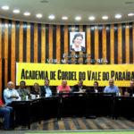 Academia de Cordel recebe voto de aplauso da Câmara de Itabaiana