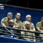 ÊÊÊPPPAA : Sem Qualquer Aviso Prévio Exército Começa A Fiscalizar Senadores Em Brasília