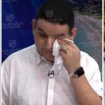 """Fabiano Gomes chora e faz retratação pública; """"fui usado e todos sabem por quem e porque"""" – VEJA VÍDEO"""