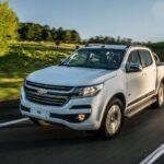 Chevrolet S10 2019 chega com mais segurança para todas as versões