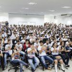 600 estudantes da Rede Estadual de Ensino participam do movimento em São Bento