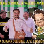 """Cordelistas lançam projeto """"Cordel na Rádio Comunitária"""" e encerram Semana Cultural José Lins do Rego"""