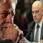 Alexandre De Moraes Nega Liberdade Ao Condenado Lula E Arquiva Pedido No STF