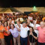 Mais de 140 prefeitos defendem continuidade da gestão do PSB e referendam o nome de João
