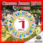 Mogeiro prepara grande festa para encerramento do Circuito Junino 2018 (Veja programação)