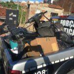 """Polícia prende um dos """"cabeças"""" da 'gangue da marcha ré' que atua em CG"""