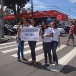 Estudantes do Senacparticipam de campanha de doação de sangue no Hemocentro