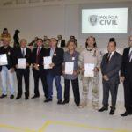 Solenidade comemora 37 anos de criação da Polícia Civil da Paraíba