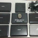 POLICIAL – POLICIA DE CIVIL DE INGÁ RECUPERA OBJETOS FURTADOS E PRENDE LARAPIOS