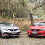 Fiat Argo HGT enfrenta o rival Renault Sandero RS. Qual vence?