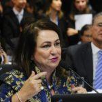 Ciro Gomes nomeará senadora Kátia Abreu como candidata a vice, confirma PDT