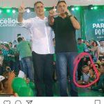 DE PASSO EM PASSO, CALVARIO CHEGA AO PAÇO