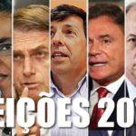 FIQUE POR DENTRO : Conheça os nome dos 14 candidatos que irão disputar a presidência da República em 2018
