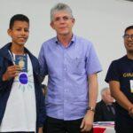 RC participa de pré-embarque dos estudantes e professores selecionados no Gira Mundo 2018