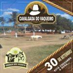 CANAFÍSTULA DE ALAGOA GRANDE PROMOVE A CAVALGADA DO VAQUEIRO