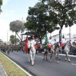 Desfile cívico de 7 de setembro atrai multidão em João Pessoa