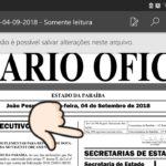Diário Oficial: João exonera comissionados e nomeia auxiliares da gestão (veja quem ficou fora)