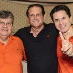 Hervázio Bezerra comemora aceitação da população paraibana à candidatura de João