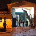 EXTRA !: Dez suspeitos de envolvimento na explosão ao PB1 são presos com fuzil em flat na orla de JP