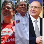 COVARDIA SEM PAR : Mesmo ausente, Bolsonaro vira alvo de adversários em penúltimo debate