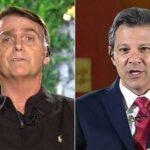 Sem chances de ganhar no voto, Haddad pede ao TSE inelegibilidade de Bolsonaro e Mourão