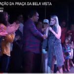 COMO FOI A FESTA DE INAUGURAÇÃO DA PRAÇA DA BELA VISTA