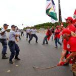MAS TÁ BOM DEMAIS JUNIOR ! : Jair Messias Bolsonaro diz que invasões serão tipificadas como terrorismo