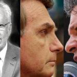 """Alexandre Garcia crava: """"Bolsonaro deve vencer com 60% dos votos"""" (Veja o Vídeo)"""