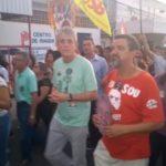 Se eleito, Haddad quer Ricardo Coutinho ocupando ministério em seu governo