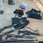 E ATENÇÃO BANDIDAGEM, MUITA ATENÇÃO POR FAVOR !!! : A pancada do bombo ta mudando, Onze assaltantes de banco cancelam CPFs em troca de tiros com a polícia (Imagens fortes)