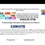 Secretaria Municipal de Assistência Social de Ingá – Convite
