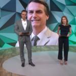 """Ordem da direção do Fantástico é para """"desconstruir o mito"""" Bolsonaro"""