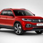 Veja como deverá ficar a nova picape da VW, rival da Fiat Toro e Renault Oroch